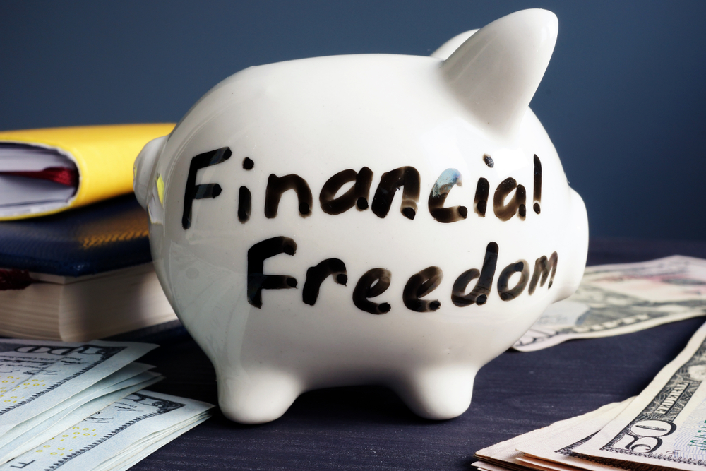 The 4 Steps to Financial Freedom And 1 Bonus Step