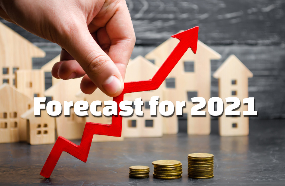 SMPL Mortgage 2021 Forecast - Rates and Real Estate